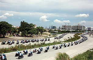 World's Largest Parade Of Motorcycles