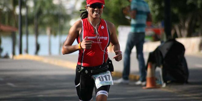 World's Fastest Time To Complete The IUTA World Cup Quintuple Ultra Triathlon (Female)