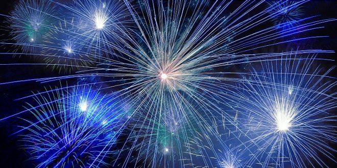 World's Largest Firework Display