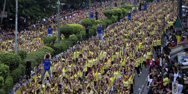 World's Largest Zumba® Class