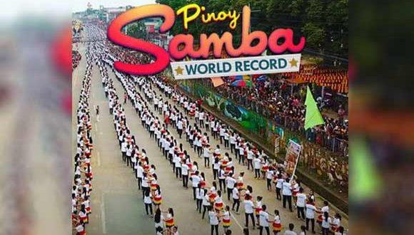 Largest Samba Dance